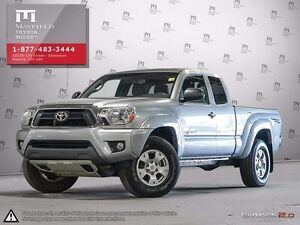2015 Toyota Tacoma Access Cab TRD Offroad package 6-speed manual