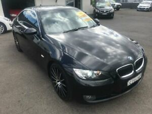 2006 BMW 325i E92 Black Sports Automatic Coupe Lansvale Liverpool Area Preview