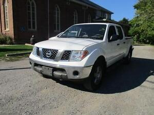 SOLD - 2008 Nissan Frontier SE