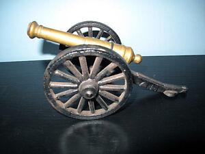 Vintage Signal Cannon Replica