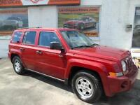 2008 JEEP PATRIOT SPORT **CERTIFIED-E-TESTED***