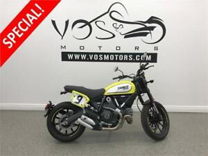 2016 Ducati Scrambler- V2850- No Payments For 1 Year**