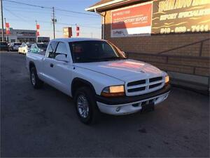 2001 Dodge Dakota Sport**NEW TIRES**ONLY 165 KMS***AS IS SPECIAL