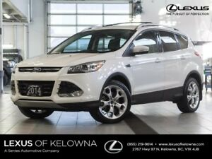 2014 Ford Escape Titanium w/Navigation and Ford SYNC