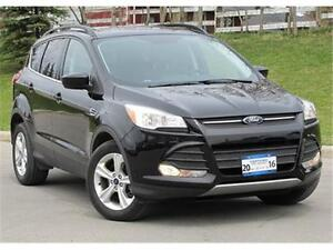 2016 Ford Escape SE Leather Roof SE 4WD|Panoramic Sunroof|Leathe