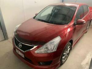 2013 Nissan Pulsar SSS Automatic 5 Door Hatchback Eagle Farm Brisbane North East Preview