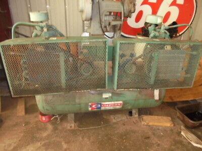 Champion Dual Pump Air Compressor