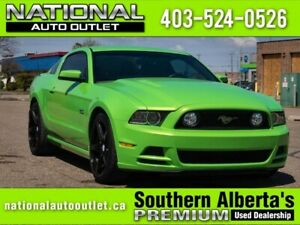 2014 Ford Mustang GT - 5 .0 LT COYOTE ENGINE - PERFORMANCE EXHAU