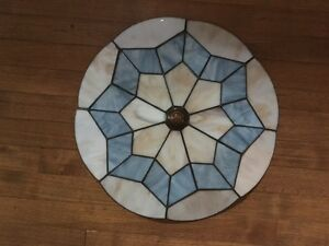 Handmade Stain glass shade