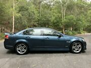 2010 Holden Commodore VE II SV6 Blue 6 Speed Semi Auto Sedan Springwood Logan Area Preview