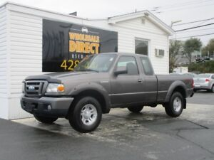 2007 Ford Ranger TRUCK 5 SPEED EXTENDED CAB RWD 3.0 L