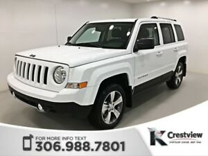 2017 Jeep Patriot High Altitude Edition 4x4 | Leather | Sunroof