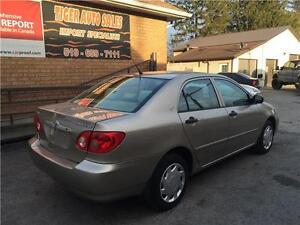 2005 Toyota Corolla CE*****AUTOMATIC****ONLY 157 KMS******* London Ontario image 2