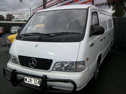2000 Mercedes-Benz MB 140D 5 Speed Manual Van Enfield Port Adelaide Area Preview