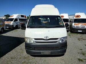 Toyota Hi ace 3 berth campervan Parramatta Park Cairns City Preview