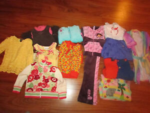 size 4 girls mixed lot of clothes