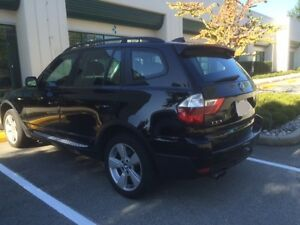 2008 BMW X3 Sport Package SUV, Crossover North Shore Greater Vancouver Area image 2