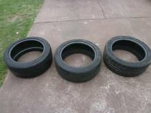 3 x 17 inch tyres 235 45 17 suit holden commodore ford falcon Campbelltown Campbelltown Area Preview