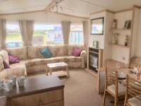 Carnaby Henley, First time buyers luxury 2 bedroom caravan Lizard Cornwall