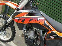 KTM SX 125 2014 MX MOTOCROSS BIKE