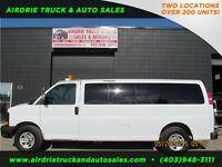 2007 Chevrolet Express Extended Cargo Van With Home Office