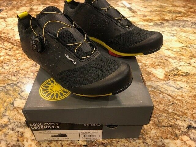 Soul Cycle Legend 2.0 Spin Shoes 7.5 US