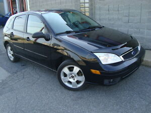 2007 FORD FOCUS SES HATCHBACK SNOW TIRES''GST INCLUDED'''' West Island Greater Montréal image 2