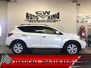 2013 Nissan Murano SL / AWD / Low Kms / Financing Available