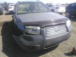 SUBARU FORESTER (2003/2008 FOR PARTS ONLY )