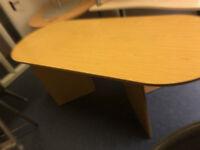 Oak 2m Boardroom Table