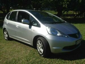 2010 Honda Jazz GE MY10 GLi Silver Automatic Hatchback Greenslopes Brisbane South West Preview