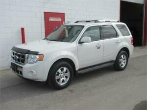 2010 Ford Escape Limited~DUAL DVD~ONE OWNER~NO CLAIMS~$11,999