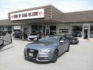 2014 Audi A5 S-LINE PACKAGE