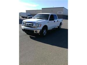 2013 Ford F-150 XLT 4X4  VERY CLEAN TRUCK GET APPROVED NOW!