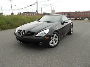 2007 Mercedes-Benz SLK280 Convertible