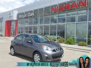 2018 Nissan Micra S ** New **