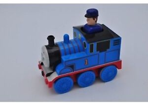 2004 THOMAS THE TRAIN AND FRIENDS PUSH AND GO THOMAS #1 TOMY GUL
