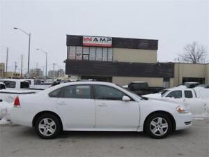2011 Chevrolet Impala 3.5L FWD, LOW MILEAGE, WE APPROVE ALL