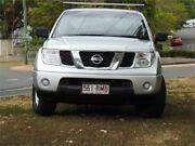 2011 Nissan Navara D40 MY11 RX 4x2 5 Speed Automatic Utility Moorooka Brisbane South West Preview