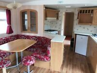 Cheap caravan on the best 12 month park in Essex