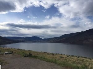 1.47 Acre Lakeview Lot Overlooking Kamloops Lake & Tobiano Golf!