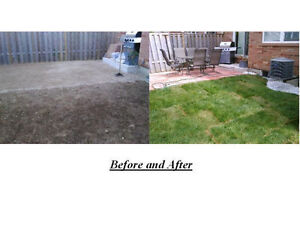 Fall Clean-Up! Affordable Landscaping Services! Cambridge Kitchener Area image 3
