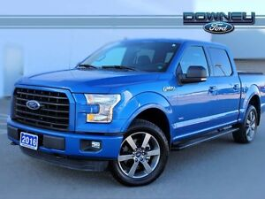 2016 Ford F-150 XLT, SPORT!, NAVIGATION, HEATED SEATS, BACKUP CA