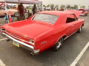 66 CHEVELLES - TWO CARS ONE PRICE!