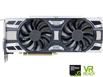 EVGA GeForce GTX 1070 SC2 GAMING iCX, 08G-P4-6573-KR, 8GB GDDR5, 9 Thermal Senso