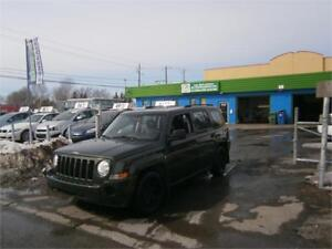 2009 Jeep Patriot Sport   ++1E+2E+3E+CHANCE+AU+CRÉDIT++