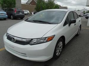 2012 Honda Civic econ NAV bluetooth