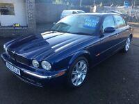 Jaguar XJ6 V6 SPORT AUTOMATIC SALOON (blue) 2003