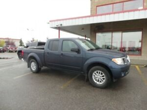 2016 Nissan Frontier 4WD CREWCAB SV Accident Free,  A/C,  Accide