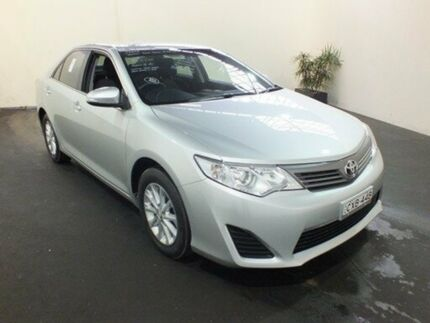 2011 Toyota Camry ASV50R Altise Silver Pearl 6 Speed Automatic Sedan Clemton Park Canterbury Area Preview